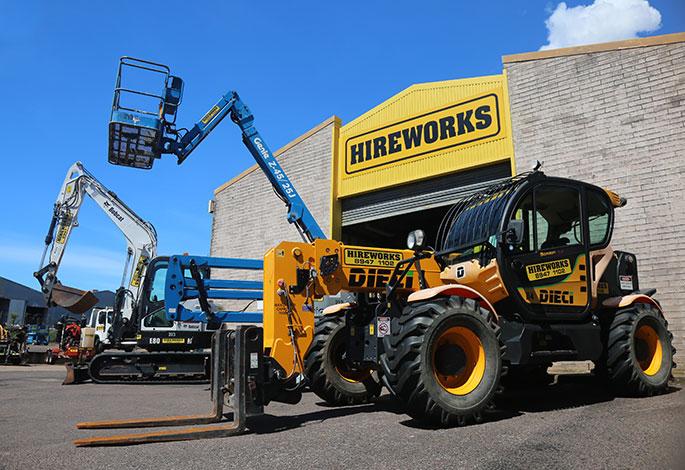 Hireworks Equipment